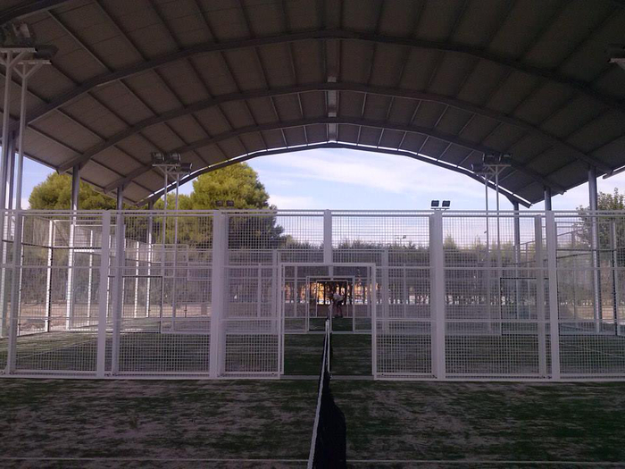 Liga Time2Padel Madrid Oeste II